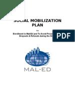 Socail Mobilzation Plan Final New 2
