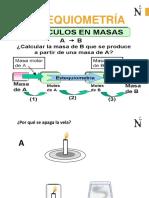CLASE 10_ESTEQUIOMETRÍA