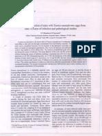 Cysticercus fasciolaris Jithendran
