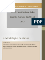 Tema 2 Modelacao de dados