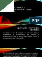 FUNDAMENTOS DE LA ESPECIFICACION DE EVENTOS DISCRETOS