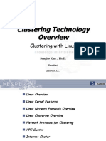 clustering-tech-overview