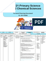 primary science fpd