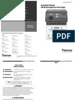 Thermo Electrophoresis Power Supply 250-90 - Manual.pdf