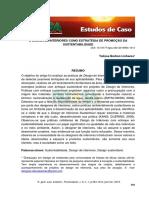 DESIGN DE INTERIORES COMO ESTRATÉGIA DE PROMOÇÃO DA SUSTENTABILIDADE