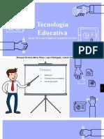 Presentación Grupo Tecnología Educativa