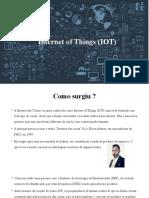 Como surgiu IOT