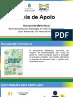 3.1. Guia Documento Referência
