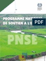 Programme National de Soutien à l'emploi