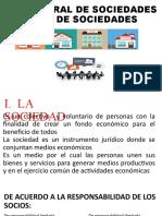 TIPOS DE SOCIEDADES DIAPO