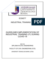 Special Guideline Industrial Training ECM377_COVID19.docx.pdf