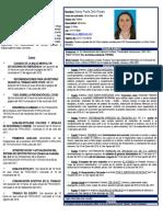 Curriculum L A E T  Ortiz Rueda Nancy Paola