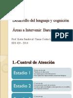 1 Desarrollo del lenguaje y cognición