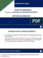 Introduccion analisis numerico