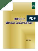 Capitulo 12._Oligopolio-liderazgo de precios