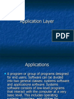 Week 2 Application Layer