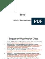 Lecture 2 Bone