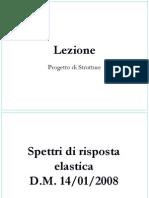 Lezione 11 Strutture (Spettri Normativa) BN