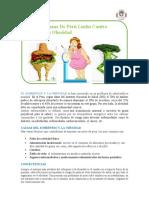 TÓPICO-CUCAM. Semana De Perú Lucha Contra La Obesidad.
