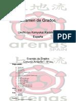 Programa-de-grados-uechi-ryu-kenyukai