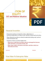 S07- Equity Valuation