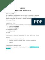Civil Libro III y IV Guatemala