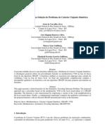 SBPO 2008 GRASP com VNS na Solução do Problema do Caixeiro Viajante Simétrico
