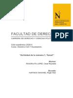 Trabajo 1 de Sucesiones Examen Pacial Cesar Rivasplata.docx