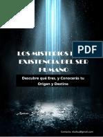 LOS MISTERIOS DE LA EXISTENCIA