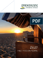Gastgeberverzeichnis 2021 Spiekeroog