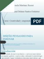 DESIGN THINKING PARA INNOVAR, DESDE LA INTERDISCIPLINARIEDAD E INTERCULTURALIDAD, EN INGENIERÍA _ CREATIVIDAD