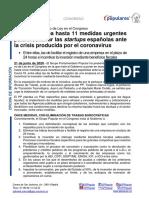 2020.06.21 Nota GPP - PNL apoyo startups españolas