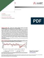 Ambit insight on China Import