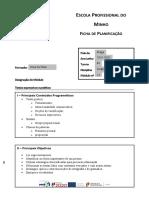MOD028 - Planificação Modular CEF M13