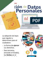 Clase 3. Protección Datos Personales