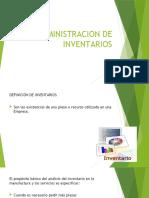 ADMINISTRACION DE INVENTARIOS.pptx