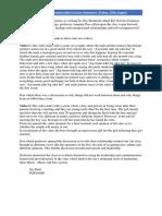 Business Communication Term 1 Summary