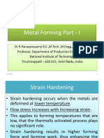 effect of strain rate