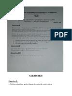 Droit des affaires Exam 2018