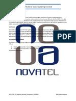 2G Handover analysis and improvement
