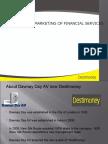 Destimoney  Project