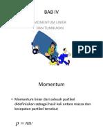 4 MOMENTUM