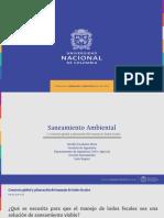 Diapositivas 3. Contexto global y planeación del manejo de lodos fecales