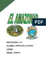 TRABAJO AMAZONAS