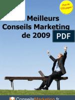 meilleurs-conseils-marketing-2009.