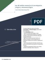 Aportes y limitaciones del análisis musical en la investigación musicológica y etnomusicológica  (1)