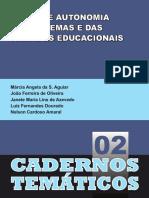 2Caderno - Gestão e Autonomia dos Sistemas e das unidades educacionais