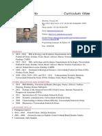 Curriculum Vitae Jose Hidasi Neto 2020