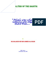 Analysis of the Imran Ibn Husayn Hadith_Idlibi