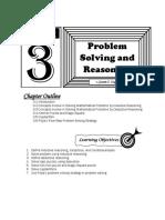 Mathematics in the Modern World - Chapter 3